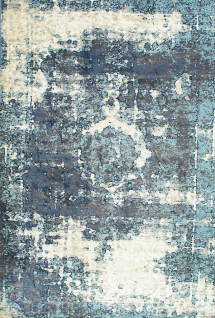 Greatest Favorite Budget Friendly Blue Vintage Rugs - Bless'er House OL27