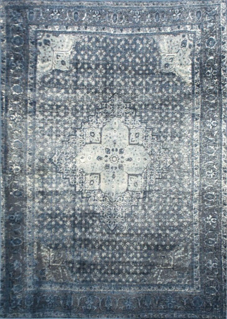 Favorite Budget Friendly Blue Vintage Rugs Bless Er House