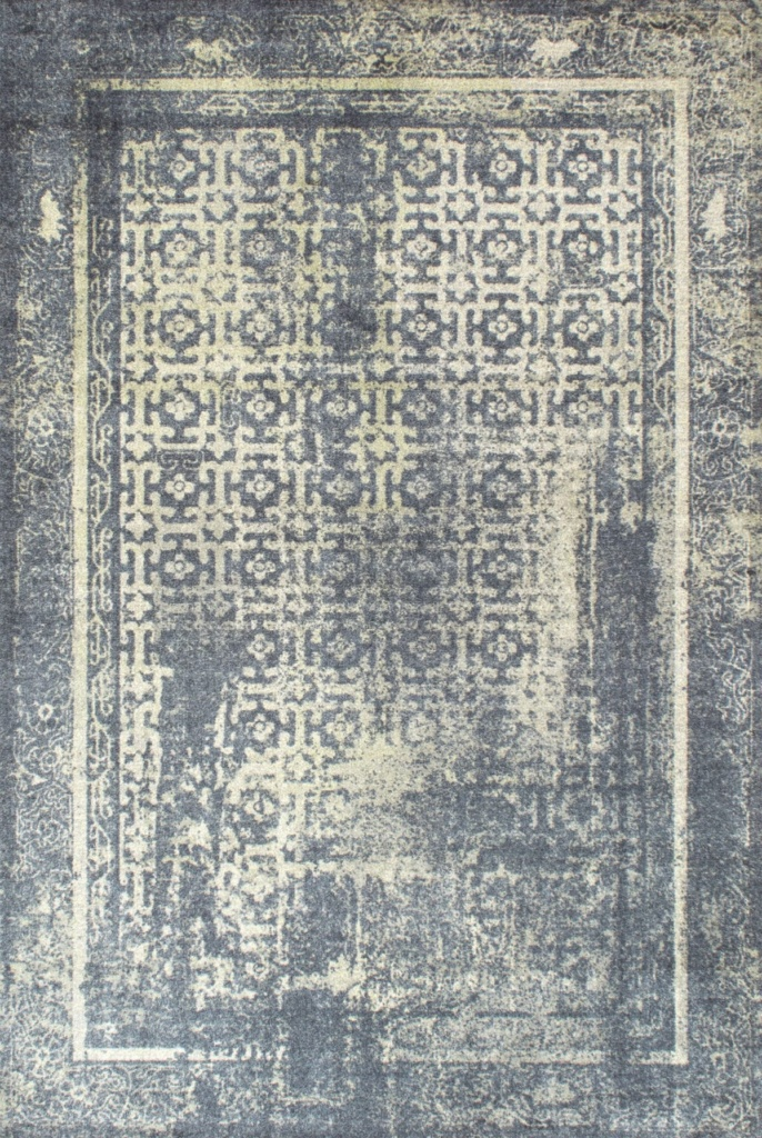 favorite budget friendly blue vintage rugs