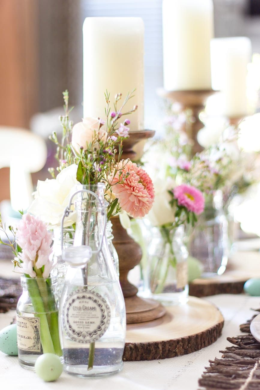Easter Brunch Tablescape | blesserhouse.com @worldmarket #sponsored #WorldMarketTribe