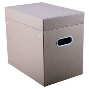 Kraft File Box