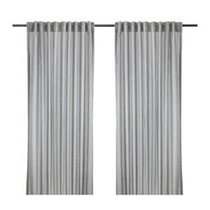 Ticking Stripe Curtains
