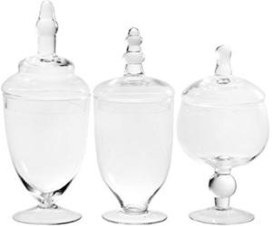 Apothecary Jar Set