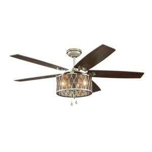 Drum Light Ceiling Fan