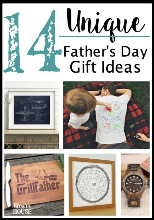 14 Unique Fathers Day Gift Ideas Blesserhouse All Of These Are Budget