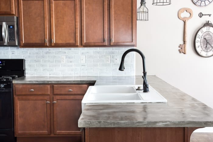 Finishes For Wood Kitchen Countertops