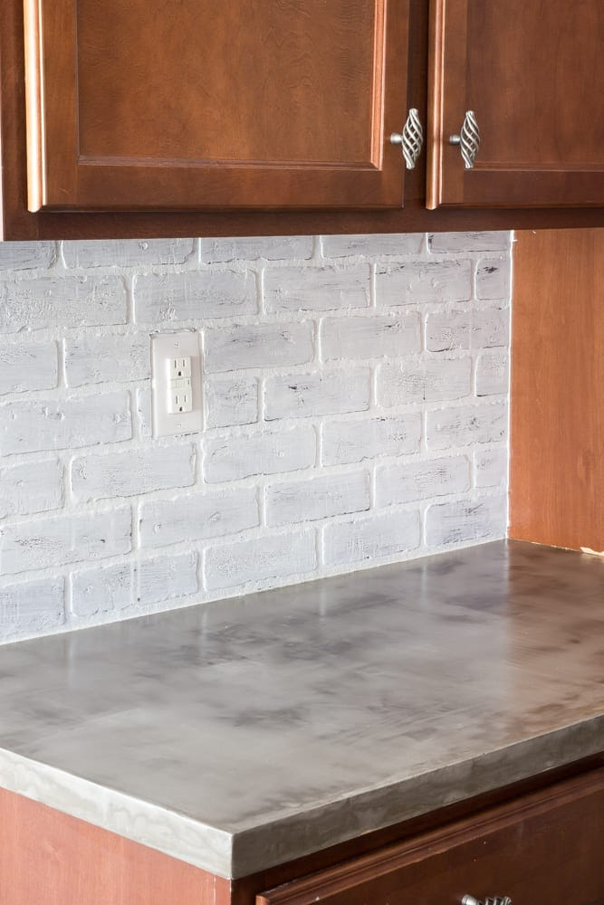 Diy Feather Finish Concrete Countertops And How To Avoid A Huge Mistake Blesserhouse