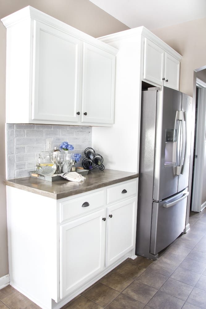 How to paint kitchen cabinets like a pro bless 39 er house Revamp old kitchen cabinets