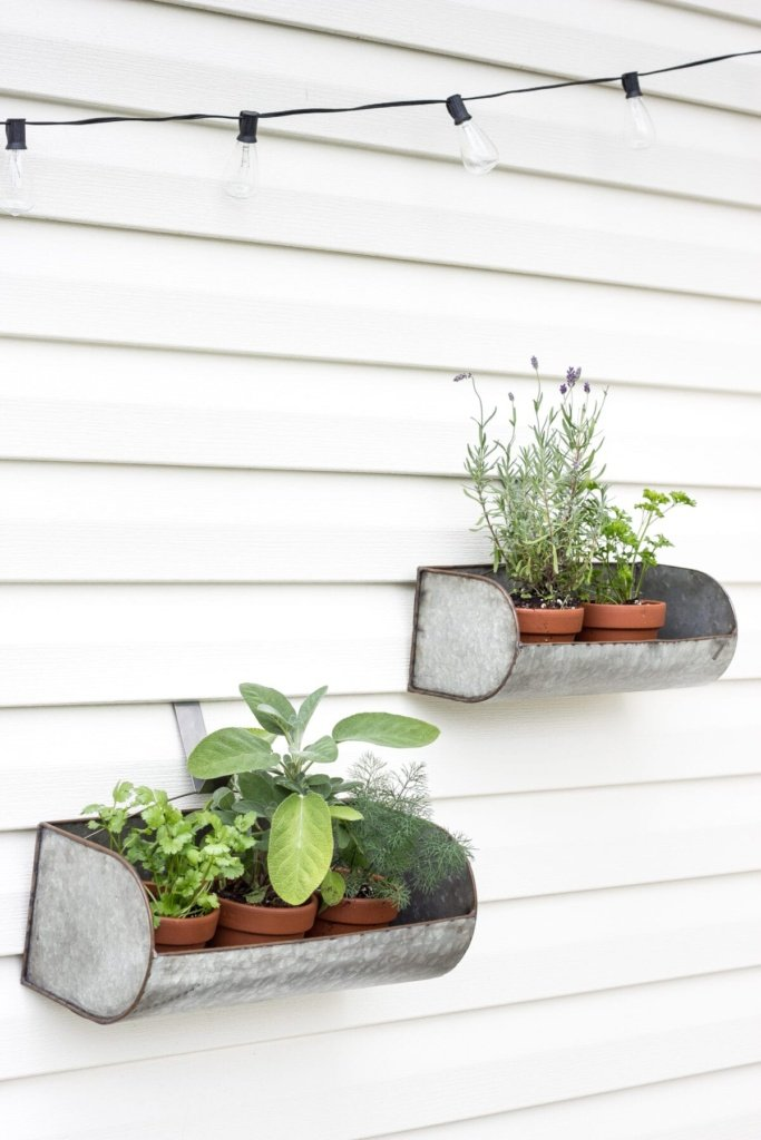 How To Hang Decor On Siding Bless Er House
