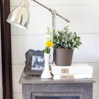 Decorating 101 – Vignette Styling