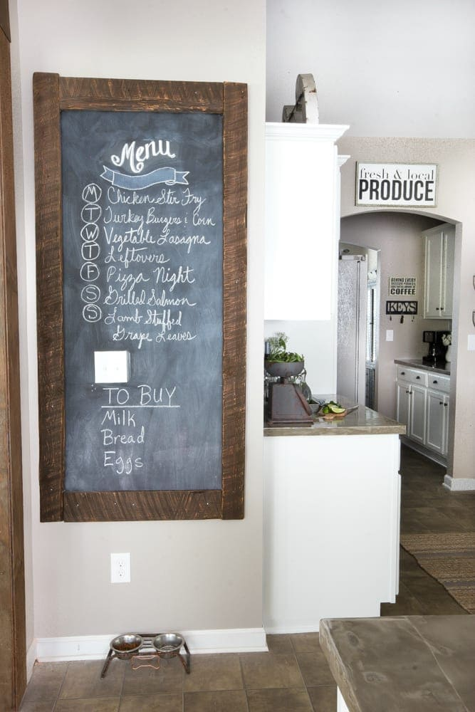 Modern Farmhouse Kitchen Makeover Reveal - Bless'er House on kitchen backsplash on budget, country kitchen on budget, small kitchen on budget, home decorating on budget, kitchen ideas modern, interior design on budget, kitchen ideas product, kitchen ideas design, kitchen decor on budget, outdoor living on budget, kitchen countertops on budget,