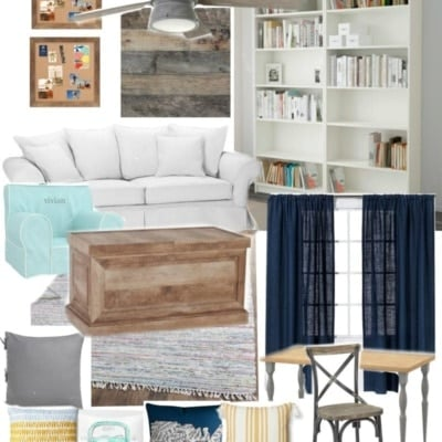Playroom Media Room Design Plans