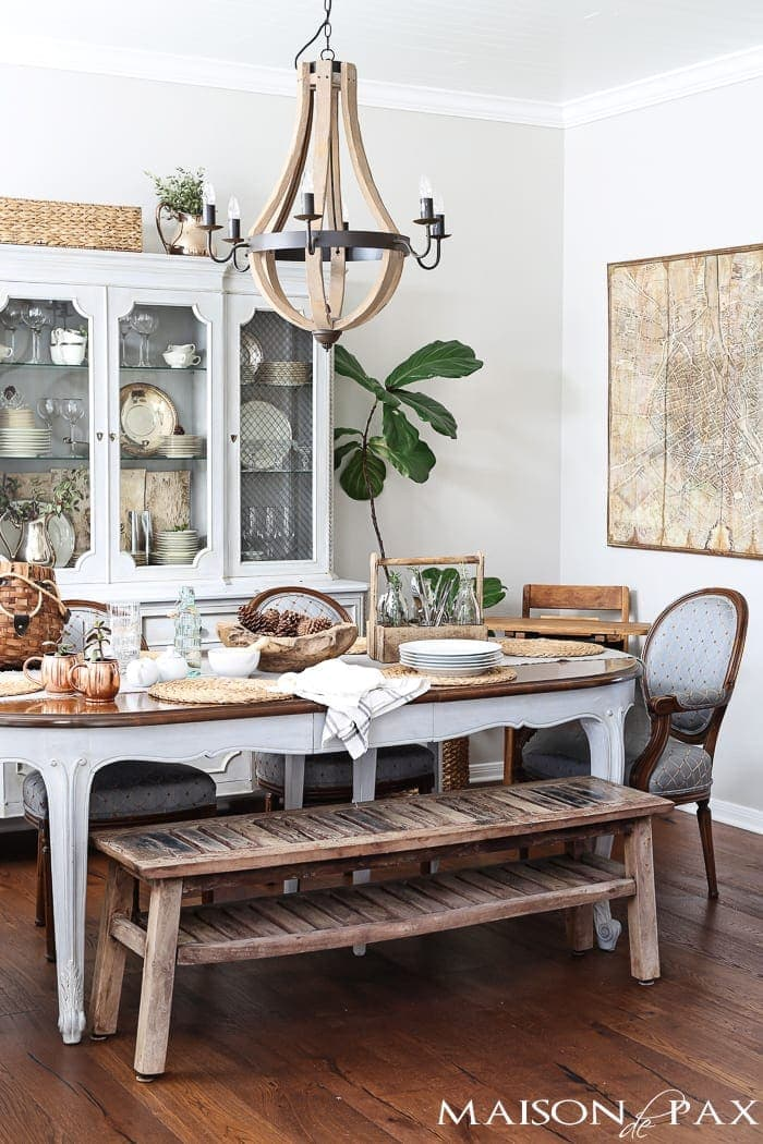 5 tips for creating a fresh farmhouse feel from maison de for French country farmhouse