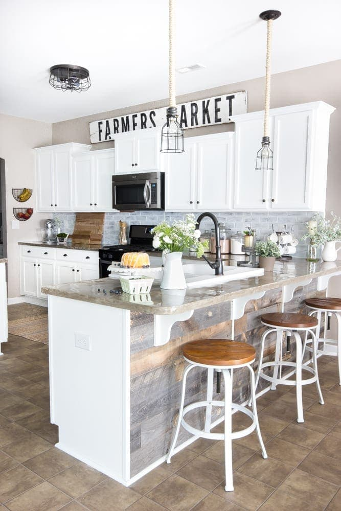How To Make Farmhouse Signs The Easy Way Bless Er House