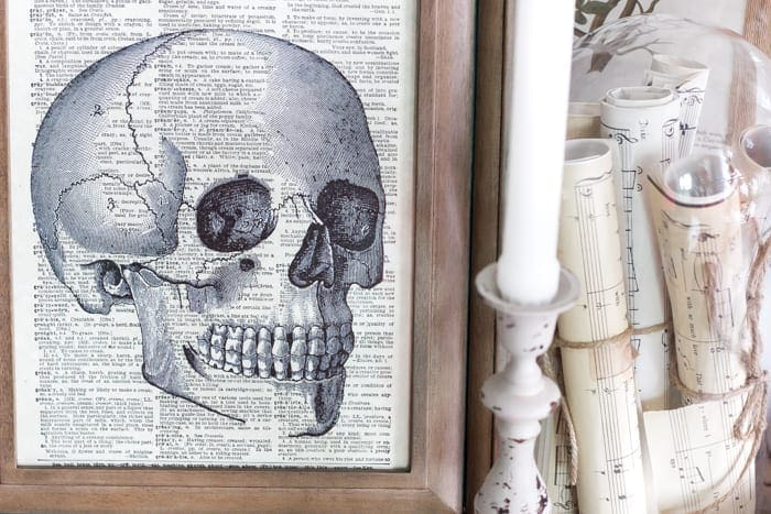 Halloween Entryway, Dictionary Art, Potion Printables + 35 Free Fall Printables | blesserhouse.com
