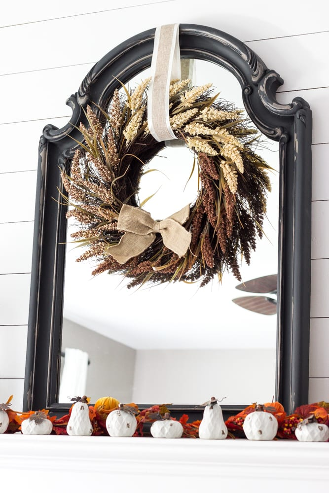 Harvest Living Room Decor And A Giveaway - Bless'Er House