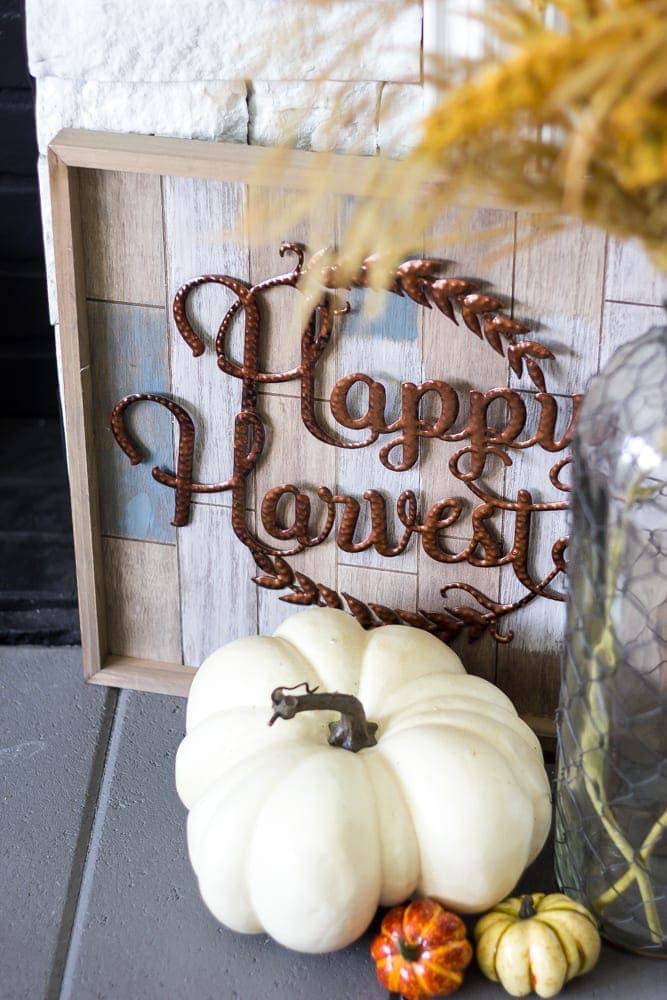 Harvest Living Room Decor And A Giveaway Bless Er House