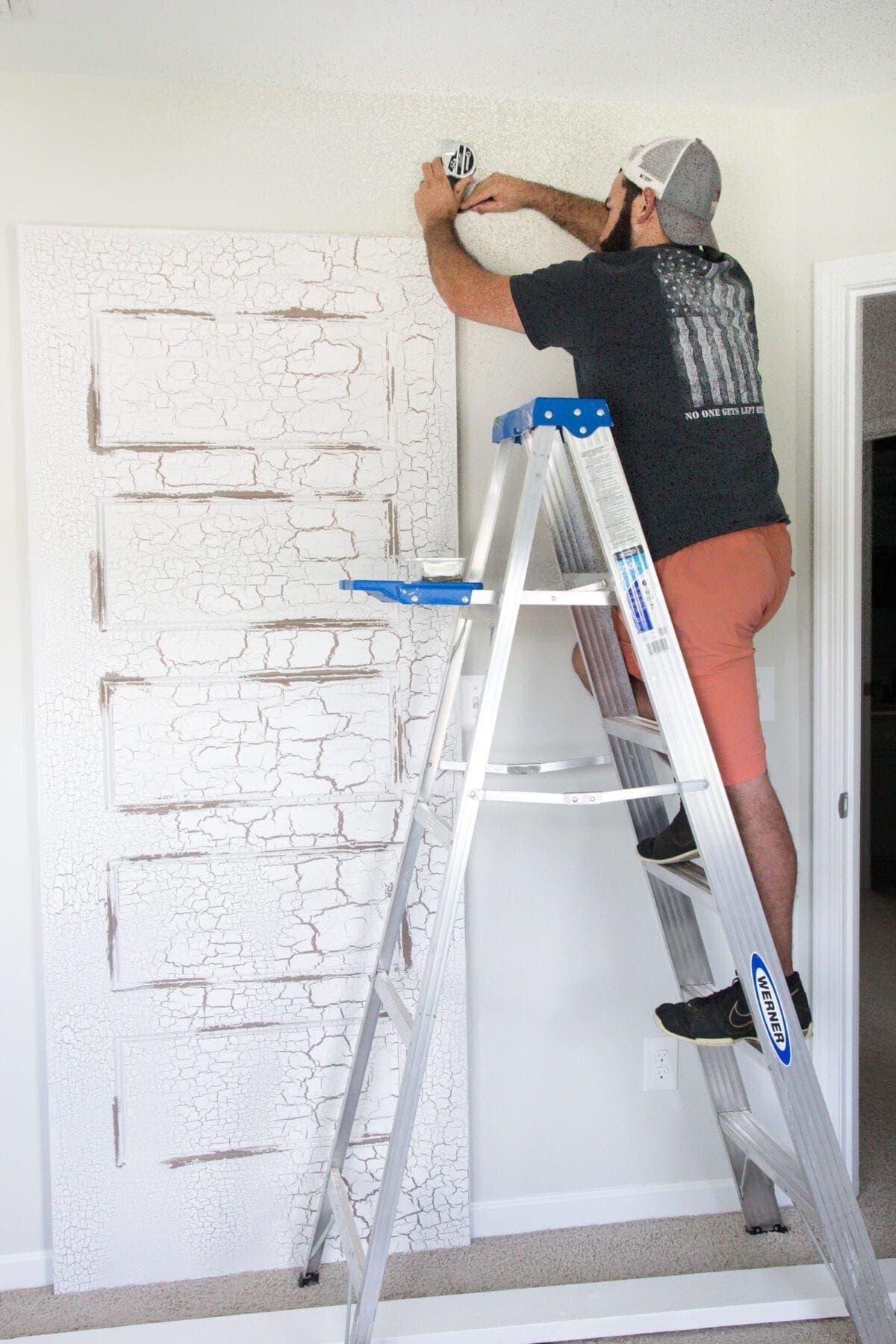 How to install sliding barn doors blesser house how to install sliding barn doors blesserhouse a quick tutorial to show vtopaller Gallery