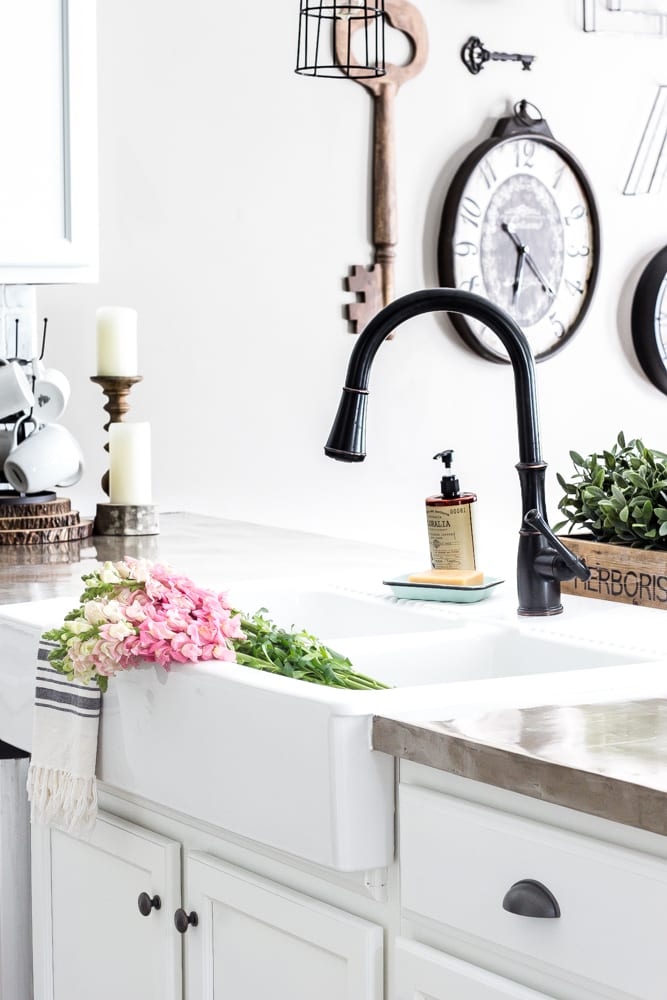 IKEA Farmhouse Sink Review - Bless\'er House