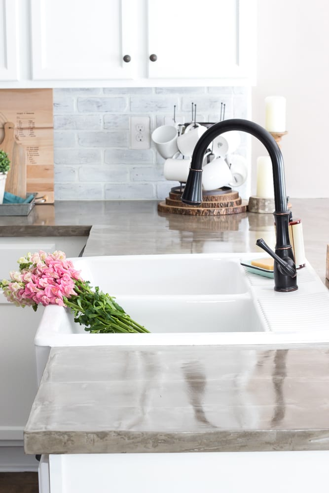 Farmhouse Kitchen Sinks Ikea ikea farmhouse sink review - bless'er house