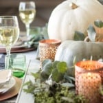 Green Copper Thanksgiving Tablescape (13 of 16)