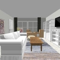 How to Plan a Room's Furniture Layout & ORC Week 1