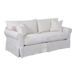 10 White Slipcovered Sofas On A Budget Bless 39 Er House