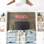 Whimsical Retro Christmas Playroom (1 of 3)