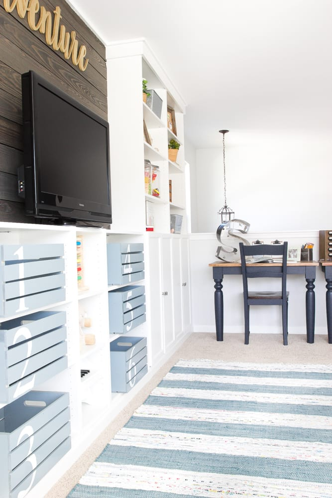 Eclectic Farmhouse Playroom Reveal Amp Orc Week 6 Bless Er