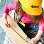 How to do home DIY projects when you have kids (5 of 7)