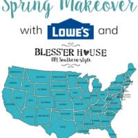 Apply for a Lowe's Makeover with Bless'er House