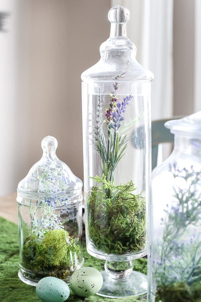 Apothecary Jars Kitchen Ideas