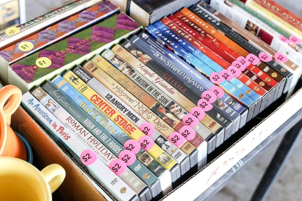 10 Tips to Host a Successful Garage Sale   blesserhouse.com - 10 tips to prepare for hosting a successful, money-making garage sale: how to advertise, how to price, and how to invite customers and make a profit.