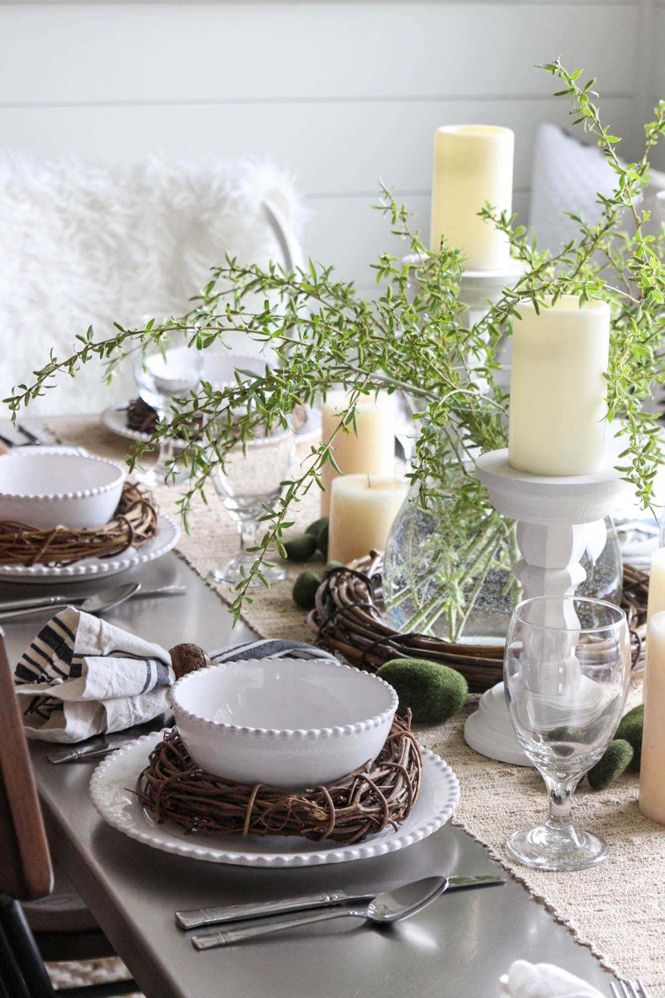Setting The Table For Easter by The Wood Grain Cottage-5548