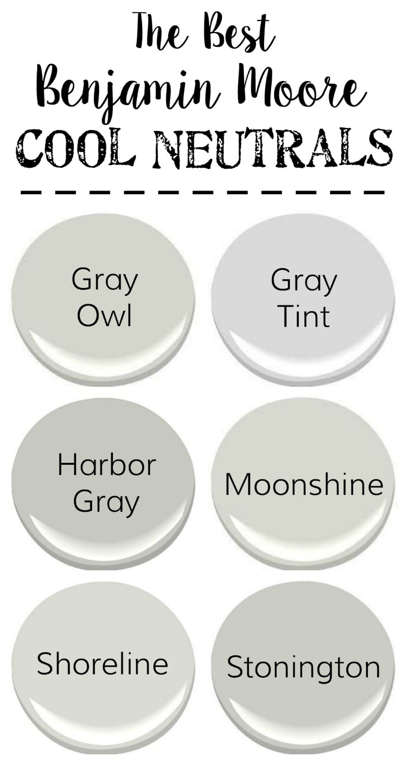 best neutral paint colors The Best Neutral Paint Colors   Bless'er House best neutral paint colors