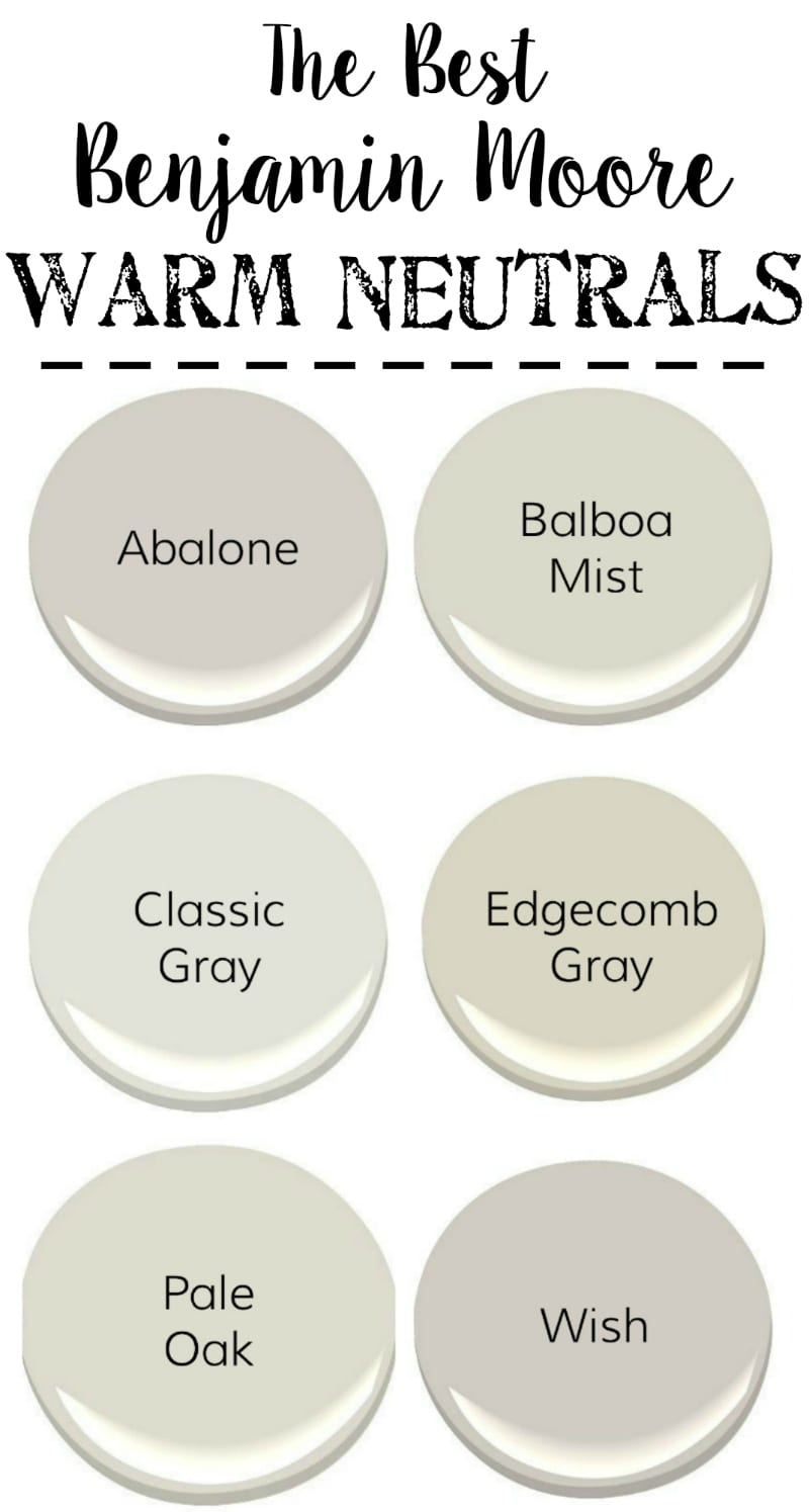 Neutral Paint Colors The Best Neutral Paint Colors  Bless'er House