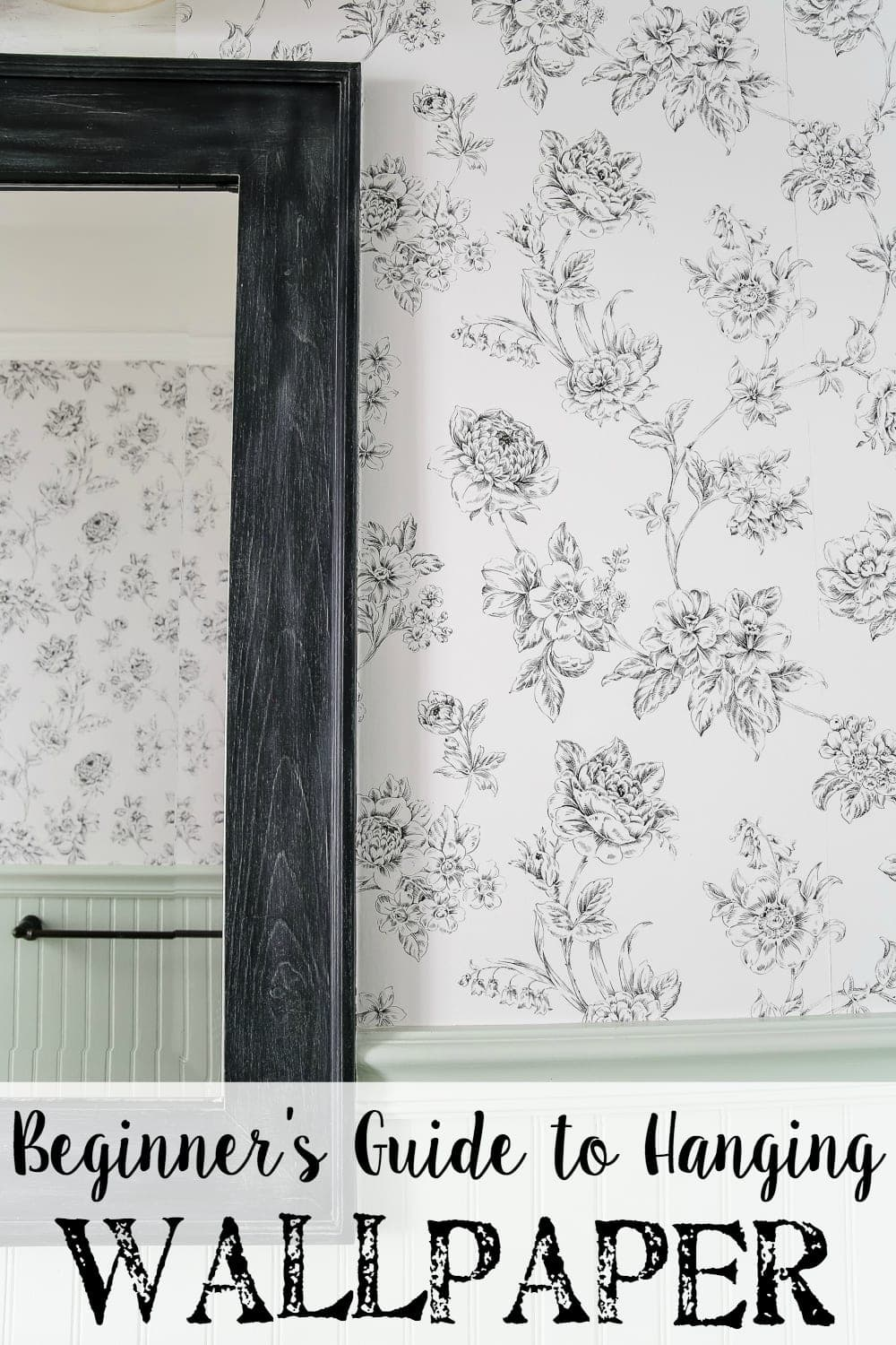 Beginner S Guide To Hanging Wallpaper Blesserhouse A Step By