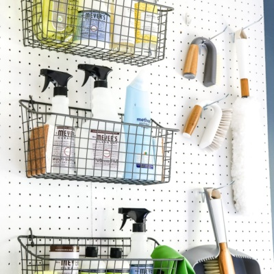 7 Laundry Room Organizing Solutions
