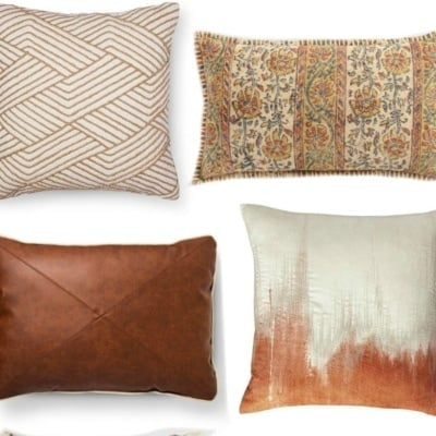 30 Fall Pillows Under $30