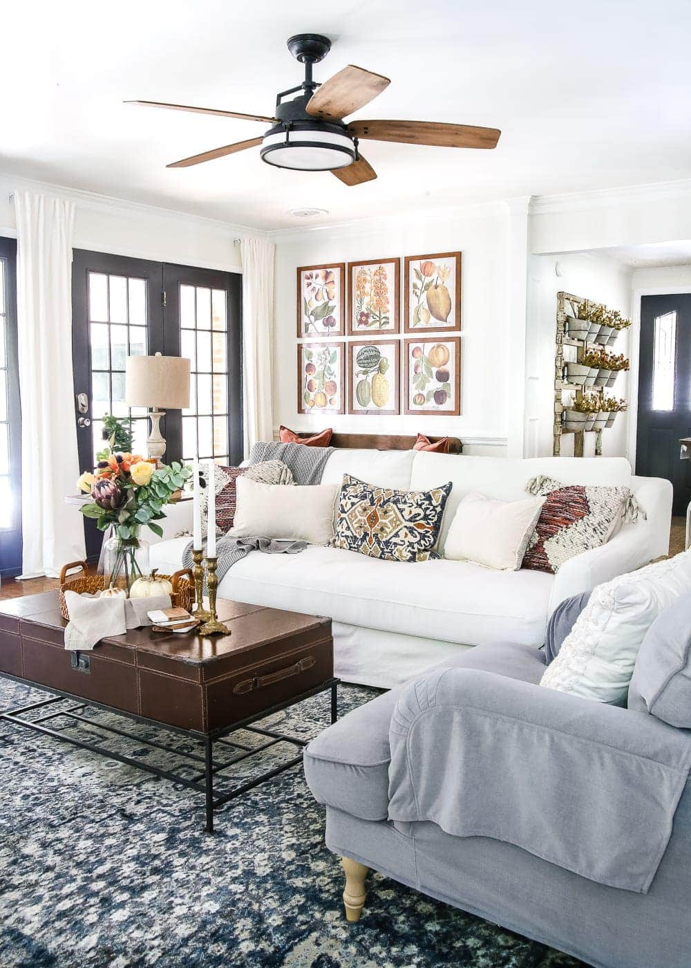 8 Fall Decorating Tips for a Budget and Fall Home Tour ...