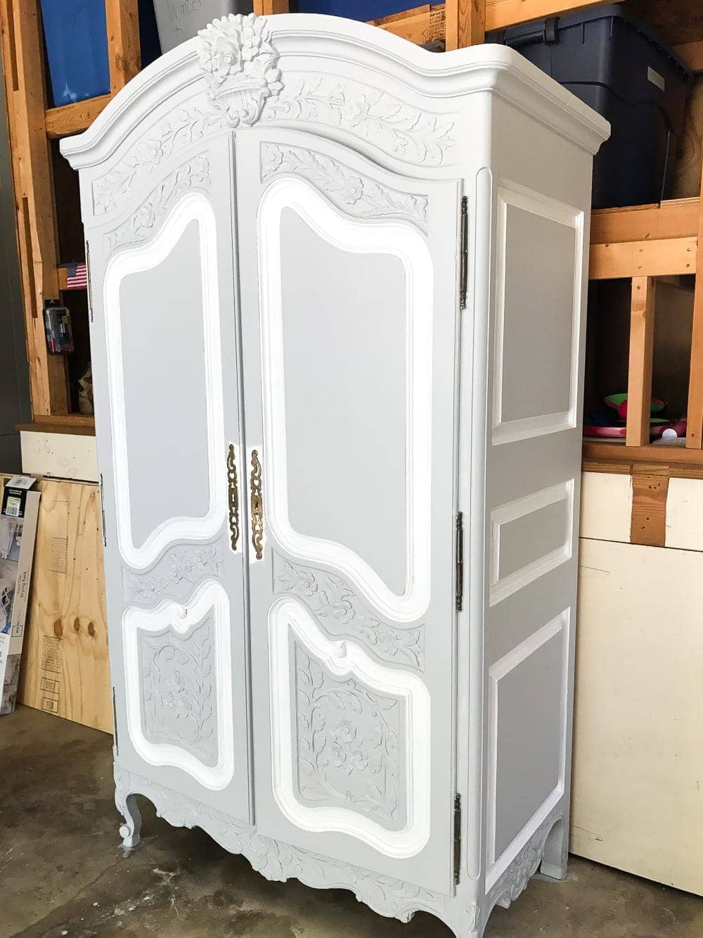 Diy Narnia Wardrobe Reading Nook Bless Er House