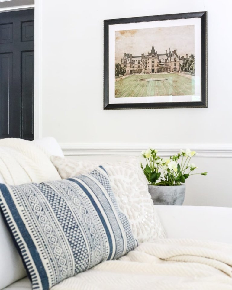 How to Hang Heavy Wall Decor Without Studs