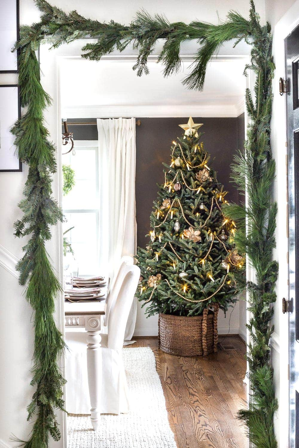 the ultimate guide to decorating and caring for a real christmas tree blesserhousecom - How Long Do Real Christmas Trees Last