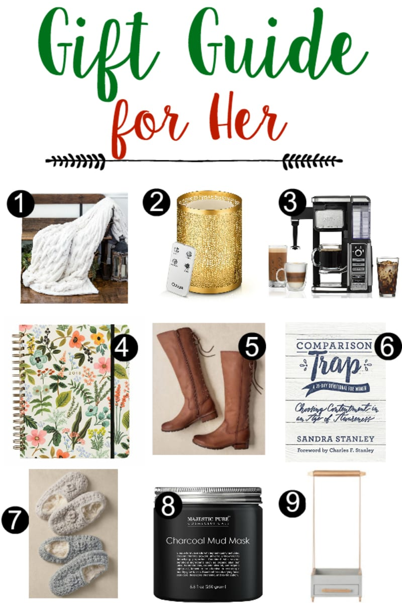 Ultimate Holiday Gift Guide | blesserhouse.com - A gift guide for him, her, teachers, hostesses, quirky white elephant parties, and vintage toys for preschoolers and toddlers. #giftguide #holidaygifting