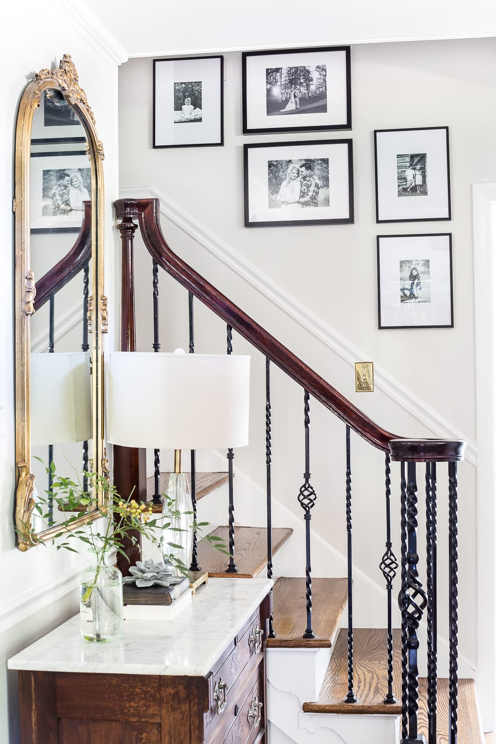 How to Hang the Perfect Gallery Wall - Bless'er House