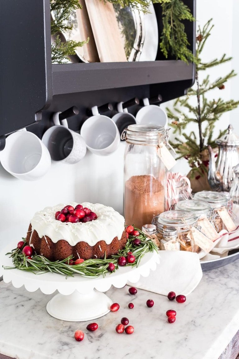 Cozy Hot Cocoa Bar and Printable Labels
