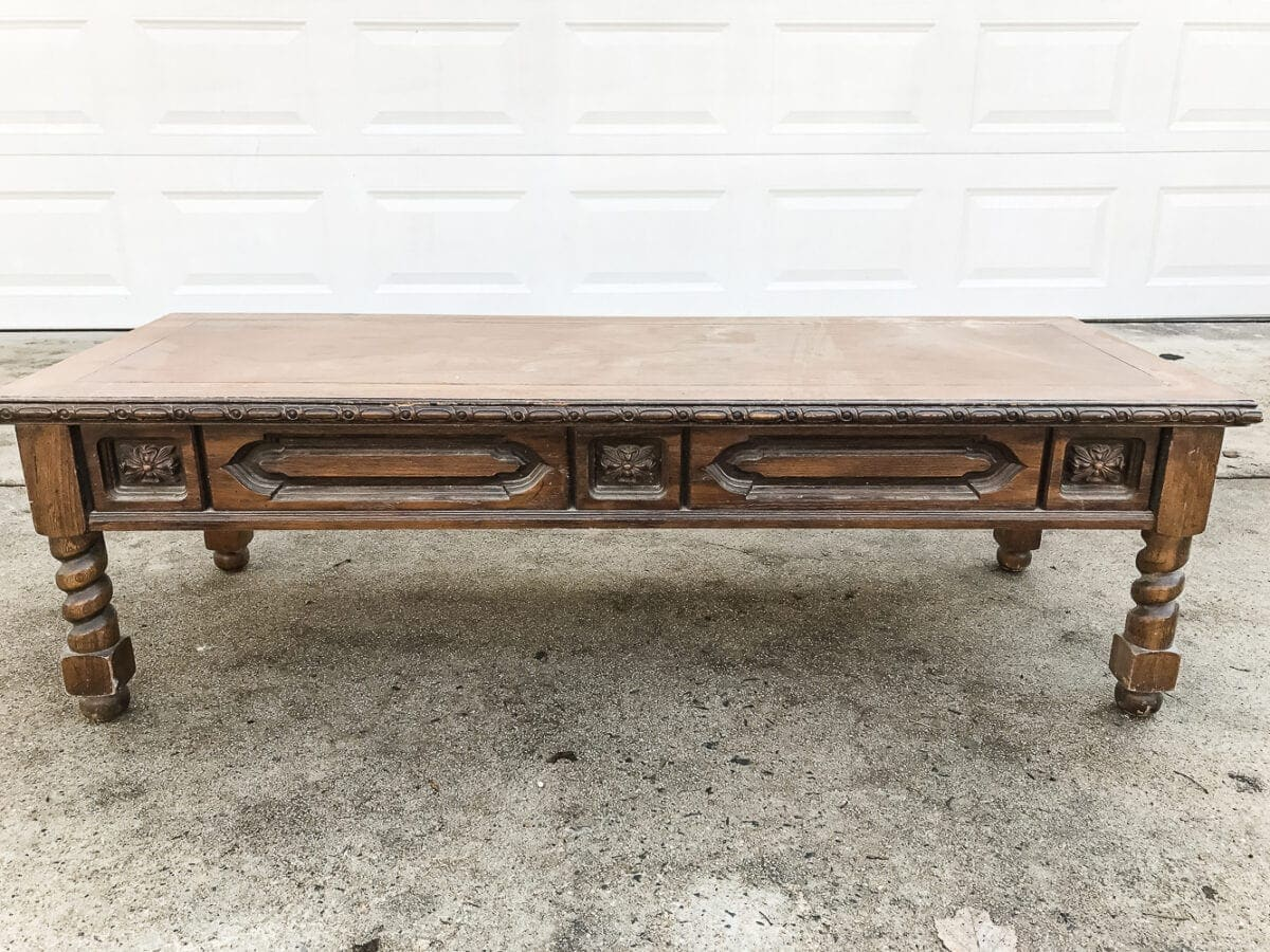 Repurposed coffee table into ottoman designer tables reference Ottoman bench coffee table