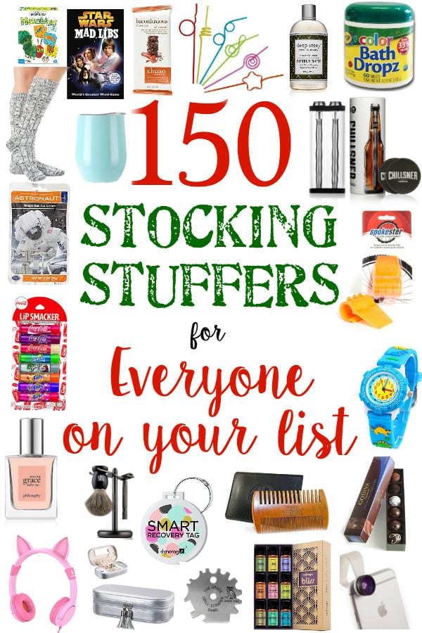 Best Stocking Stuffers For Everyone On Your List Blesserhouse A Of