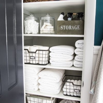 10 Organization Projects You Can Do in a Day