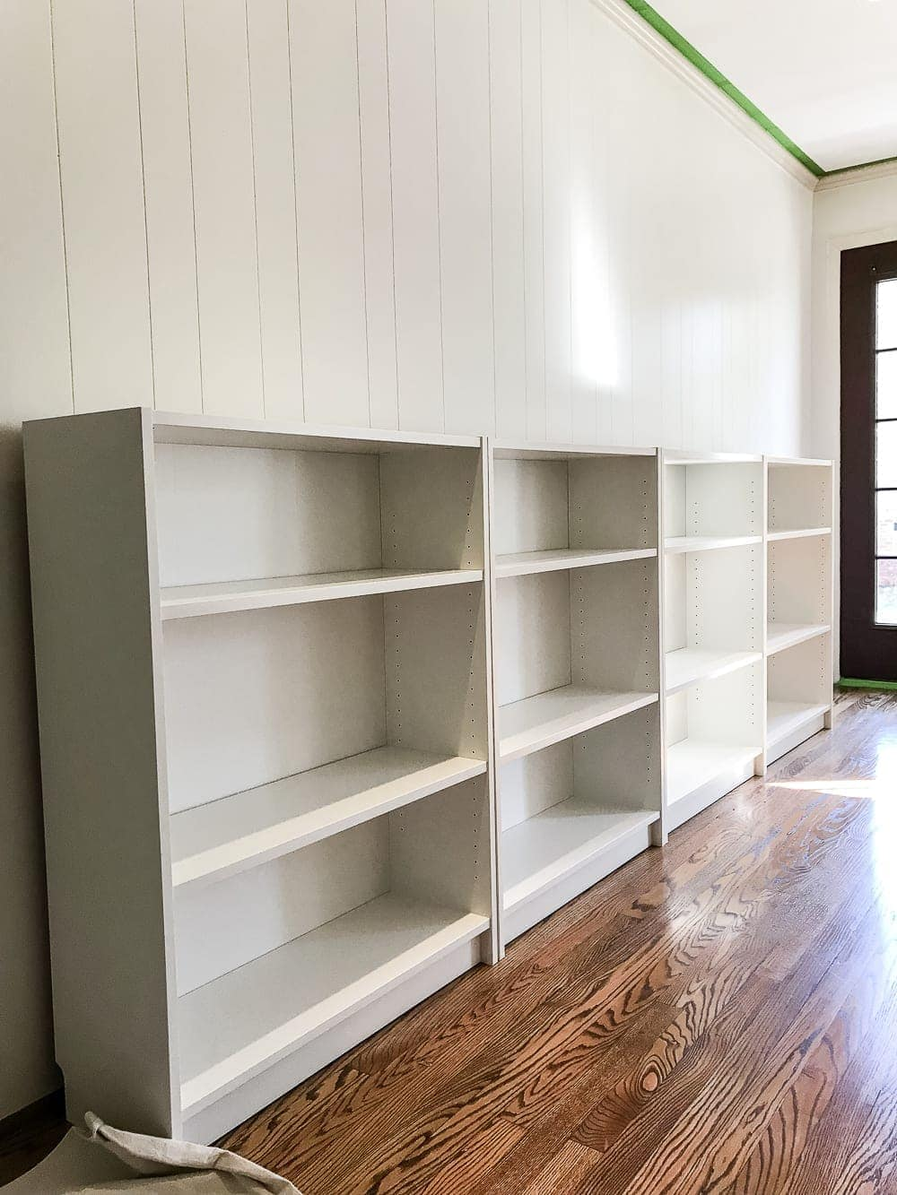 An Easy To Follow Step By Step Tutorial Showing How To Build Bookcase Built